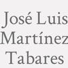 José Luis Martínez Tabares