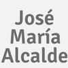 José María Alcalde