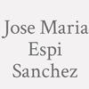 Jose Maria Espi Sanchez
