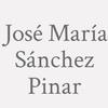 José María Sánchez Pinar