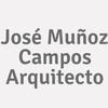 José Muñoz Campos Arquitecto