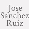 Jose Sanchez Ruiz