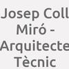 Josep Coll Miró - Arquitecte Tècnic