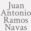 Juan Antonio Ramos Navas