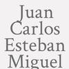 Juan Carlos Esteban Miguel