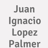 Juan Ignacio Lopez Palmer