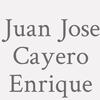 Juan Jose Cayero Enrique