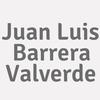 Juan Luis Barrera Valverde