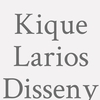 Kique Larios Disseny
