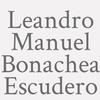 Leandro Manuel Bonachea Escudero