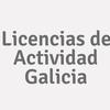 Licencias De Actividad Galicia