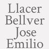 Llacer Bellver Jose Emilio
