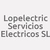 Lopelectric Servicios Electricos S.l