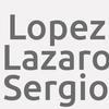 Lopez Lazaro  Sergio