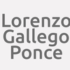 Lorenzo Gallego Ponce