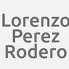 Lorenzo Perez Rodero