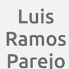 Luis Ramos Parejo