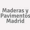 Maderas Y Pavimentos Madrid