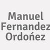 Manuel Fernandez Ordońez