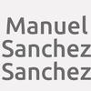Manuel Sanchez Sanchez