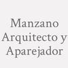 Manzano Arquitecto y Aparejador
