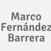 Marco Fernández Barrera