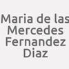 Maria de las Mercedes Fernandez Diaz