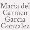 Maria del Carmen Garcia Gonzalez