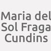 Maria del Sol Fraga Cundins