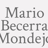 Mario Becerra Mondejo