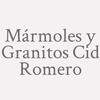 Mármoles y Granitos Cid Romero
