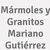 Mármoles y Granitos Mariano Gutiérrez