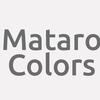 Mataro Colors