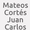 Mateos Cortés  Juan Carlos