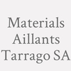Materials Aillants Tarrago SA