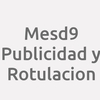 Mesd9 Publicidad Y Rotulación
