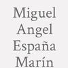 Miguel Angel España Marín