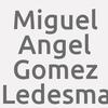 Miguel Angel Gomez Ledesma