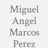 Miguel Angel Marcos Perez