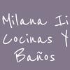 Milana II Cocinas y Baños