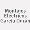 Montajes Eléctricos García Durán