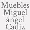 Muebles Miguel ángel Cadiz