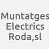 Muntatges Electrics Roda,s.l.