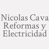 Nicolas Cava Reformas Y Electricidad