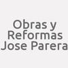Obras Y Reformas Jose Parera