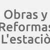 Obras Y Reformas L'estaciò