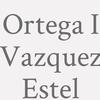 Ortega I Vazquez  Estel