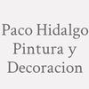 Paco Hidalgo Pintura Y Decoracion