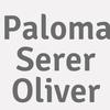 Paloma Serer Oliver
