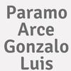 Paramo Arce Gonzalo Luis